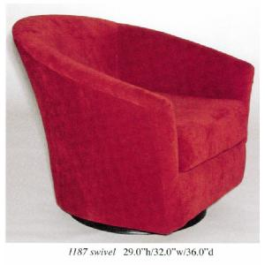 Swivel Tub Chair Image